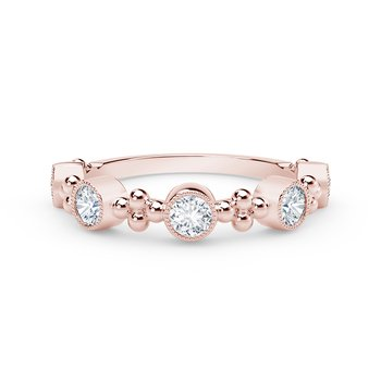 The Forevermark Tribute™Collection Delicate Diamond Ring
