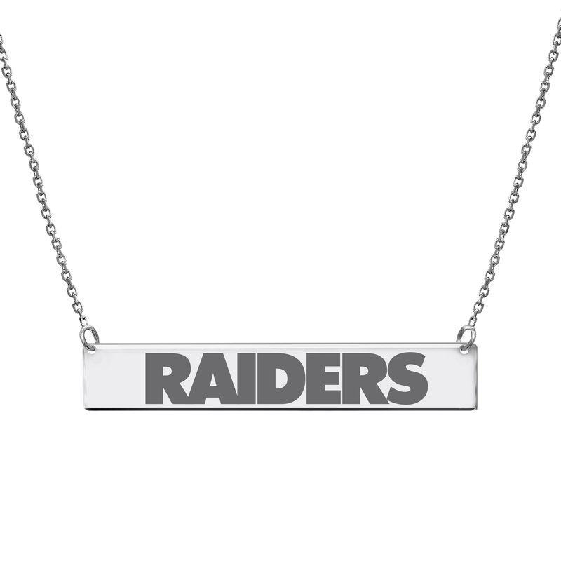 Joyce's Jewelry Gold Designs Oakland Raiders