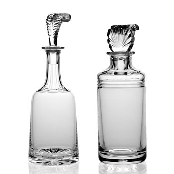 Callista and Amelia Decanters