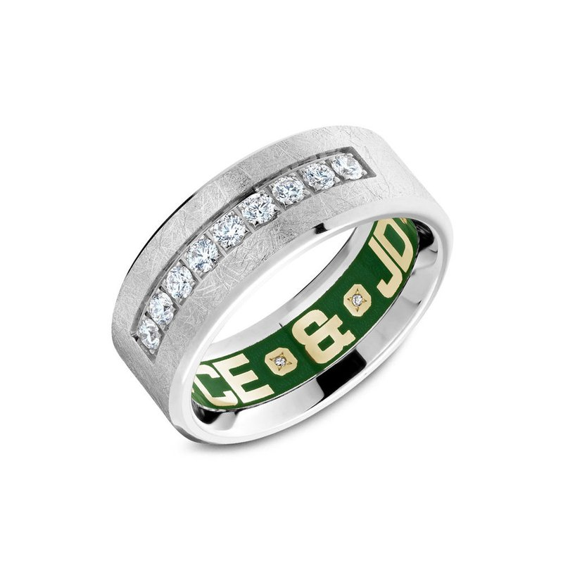 Carlex Carlex Generation 4 Mens Ring CX4-0018W-S