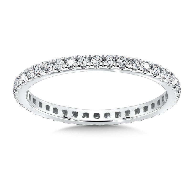 SDC Creations Diamond Eternity Band in 14K White Gold