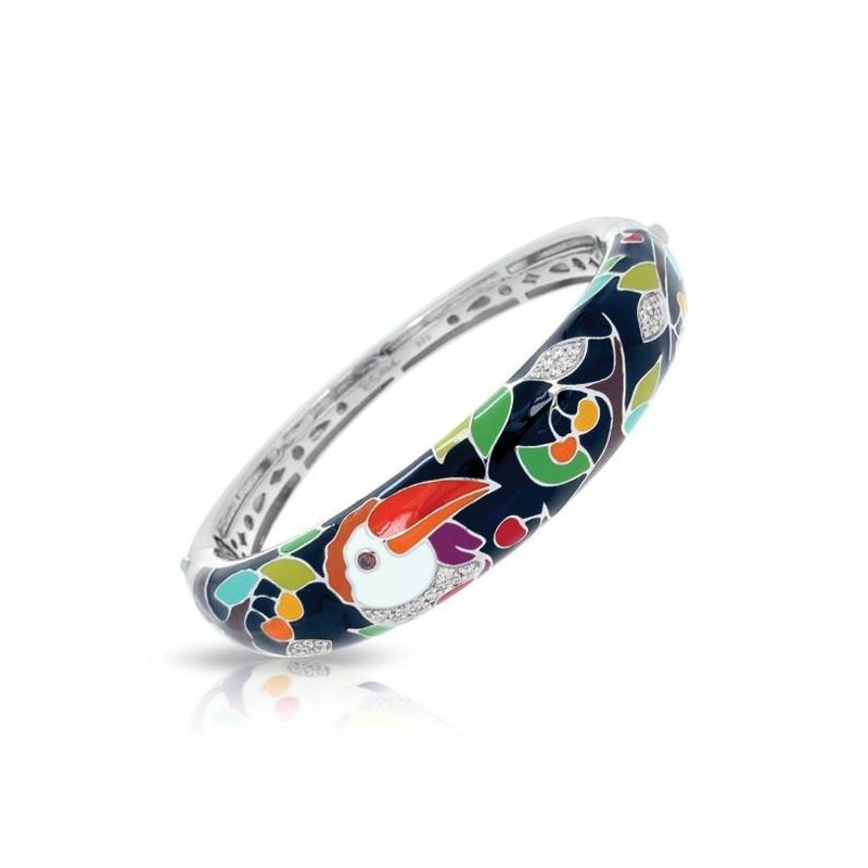 Belle Etoile Love Toucan Bangle