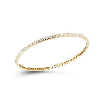 Bangle With Diamonds