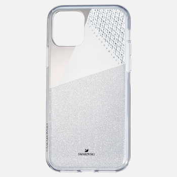 Subtle Smartphone Case with Bumper, iPhone® 11 Pro, Silver tone