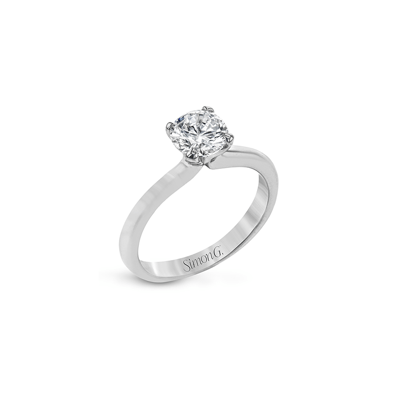 Simon G MR2962 ENGAGEMENT RING