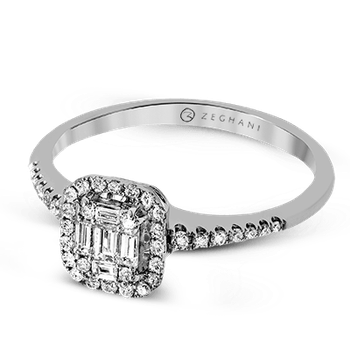ZR1230 ENGAGEMENT RING