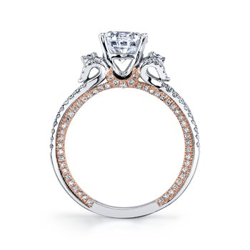 MARS Jewelry - Engagement Ring 26088