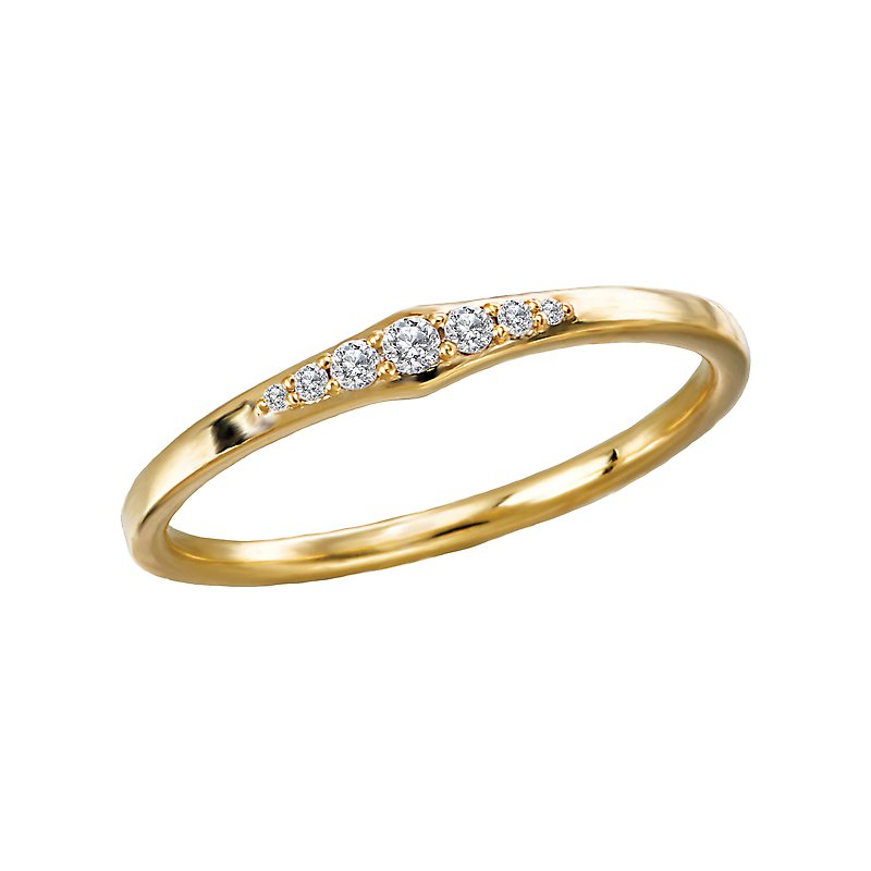 Tesoro Ladies Fashion Stackable Ring
