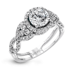 Simon G TR160 ENGAGEMENT RING