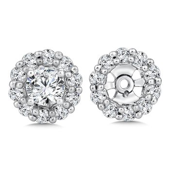 Diamond Earing Jacket ( .51 tw )