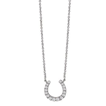 Ladies Fashion Diamond Necklace