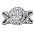 Radiance Ladies Fashion Diamond Ring