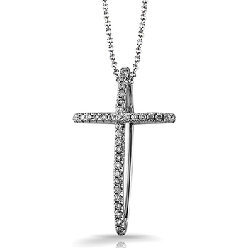 ZP408 CROSS PENDANT