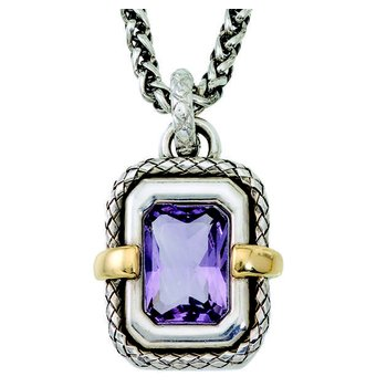 Traversa Gemstone Pendant