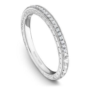 Noam Carver Wedding Band B051-01B