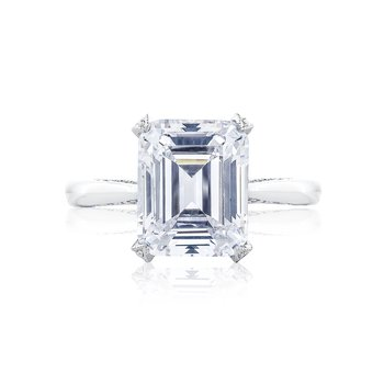 Tacori Women's Engagement Ring - HT2625EC105X85