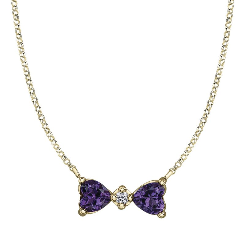 Timeless Beauty Amethyst Necklace