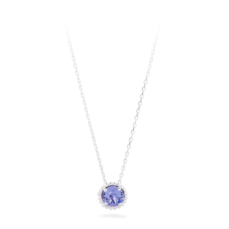 Brosway 925‰ sterling silver and tanzanite Swarovski® Elements.