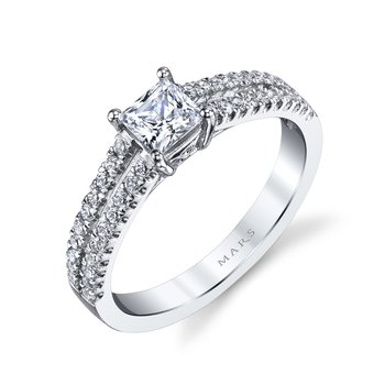 Diamond Engagement Ring 0.30 ct tw