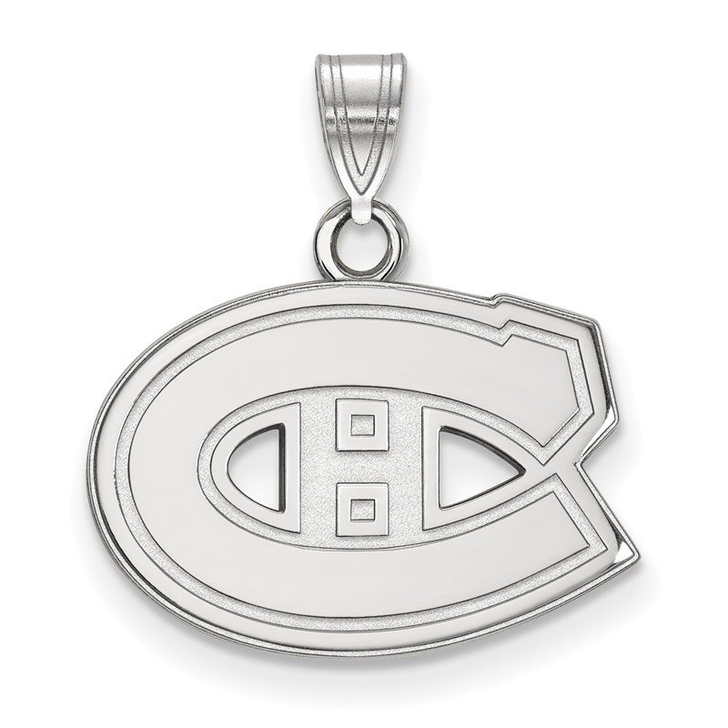 NHL Gold Montreal Canadiens NHL Pendant