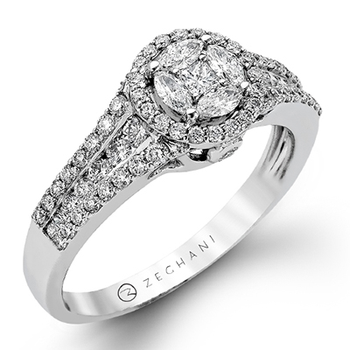 ZR967 ENGAGEMENT RING