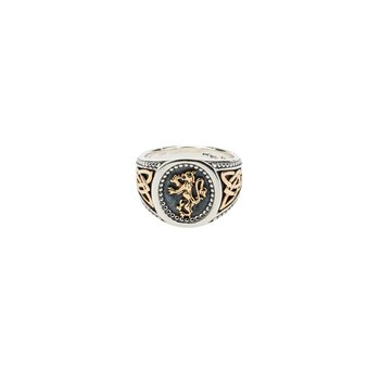 Lion Rampant Ring Large
