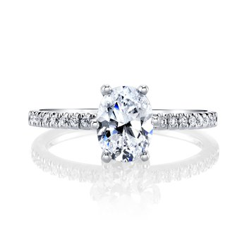 MARS Jewelry - Engagement Ring 27154