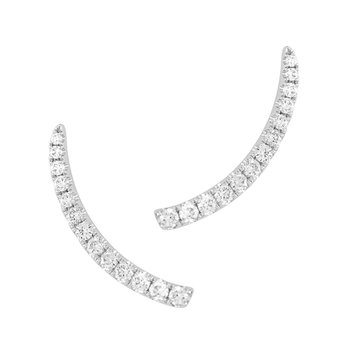Diamond Fashion Earrings - FDE4498W