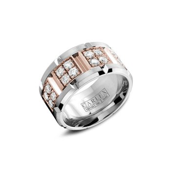 Carlex Generation 1 Ladies Fashion Ring WB-9591RW