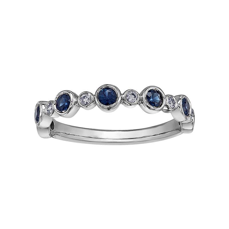 Richardson's Jewellery: Lasting Treasures Sapphire Ladies Ring