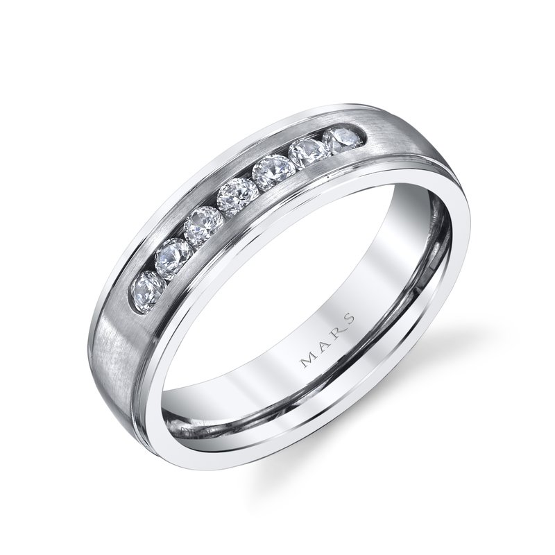 MARS Jewelry - Wedding Band G114