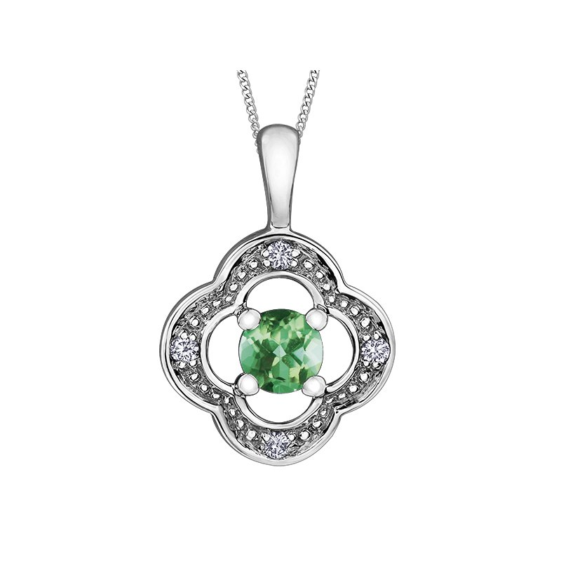 Timeless Beauty Emerald Pendant