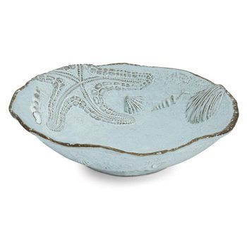 Blue Serving Bowl