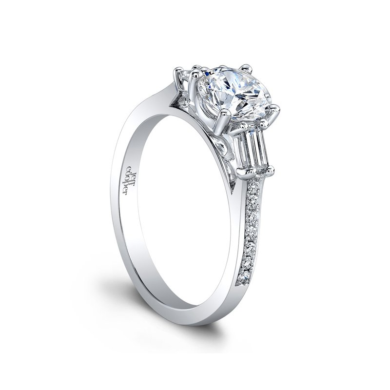 Jeff Cooper Joelle Engagement Ring