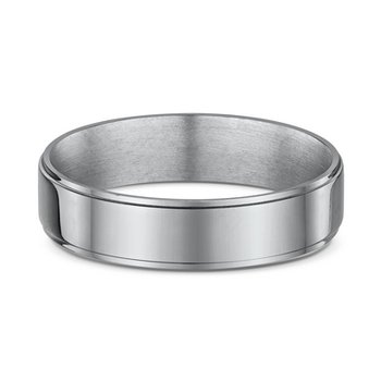 5mm Side Cut Wedding Band