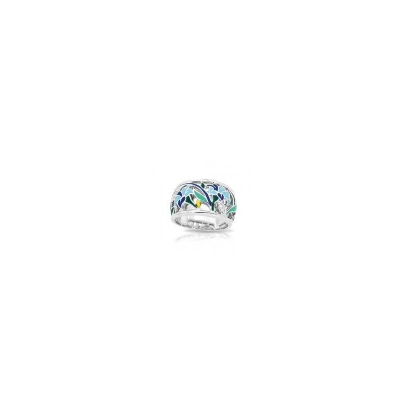 Belle Etoile Morning Glory Ring