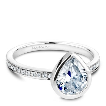 Noam Carver Fancy Engagement Ring B095-08A