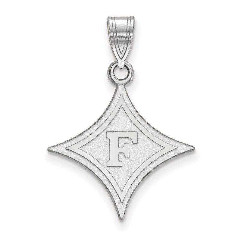 NCAA Gold Furman University NCAA Pendant