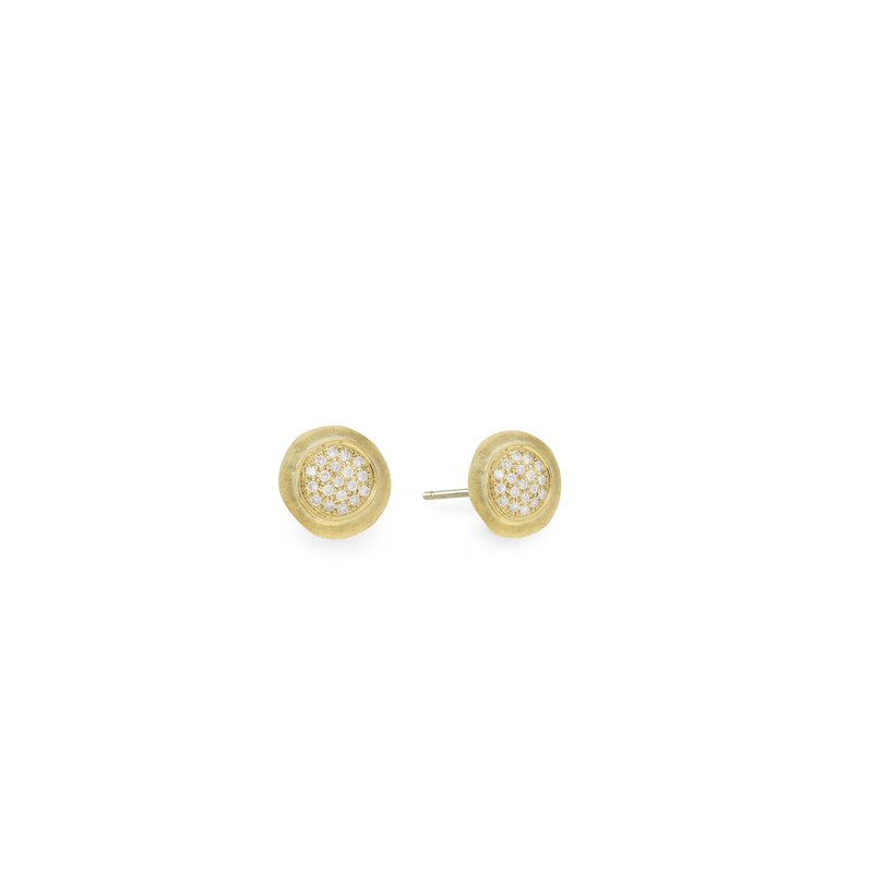 Marco Bicego Jaipur Diamond Stud Earrings