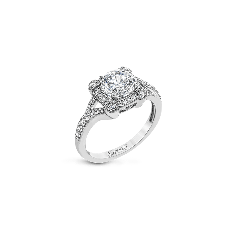 Simon G NR526 ENGAGEMENT RING