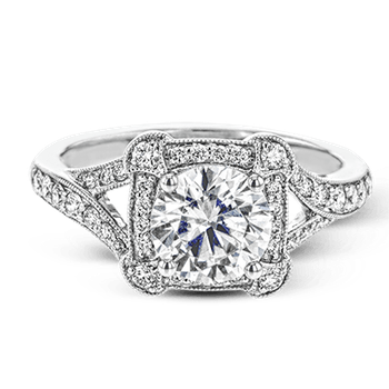 NR526 ENGAGEMENT RING
