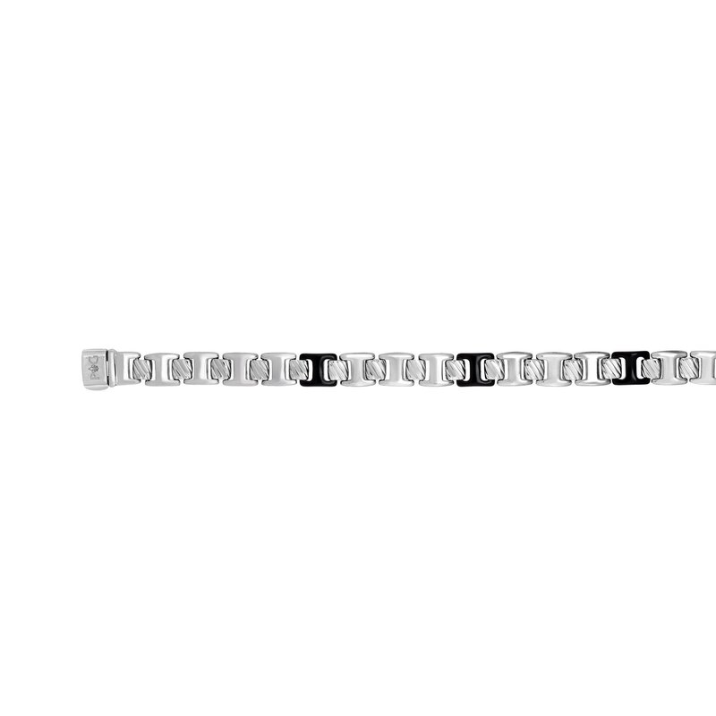 Royal Chain Sterling Silver Men's Bracelet