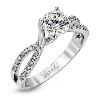 DR234-D ENGAGEMENT RING