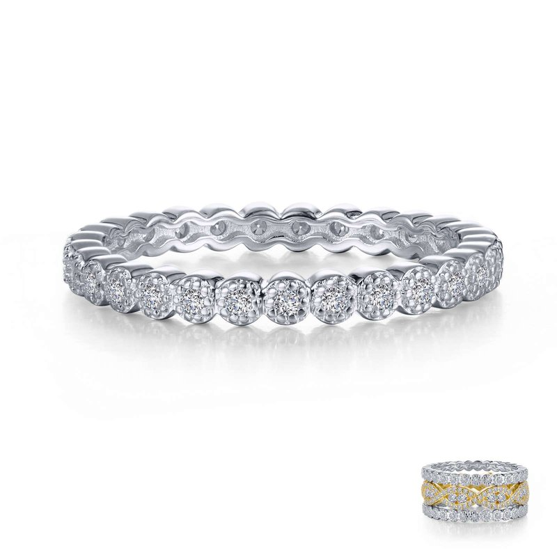 LaFonn 0.29 CTW Stackable Eternity Band