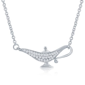 WS - The Illuminare Genie Necklace