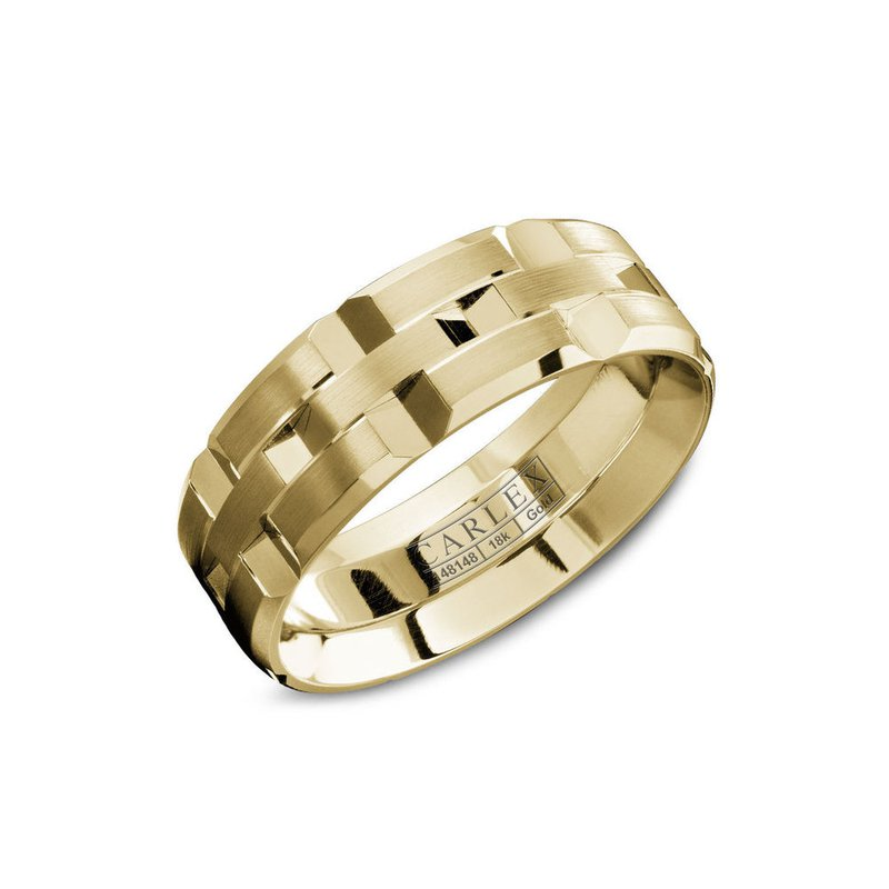 Carlex Carlex Generation 1 Mens Ring WB-9168Y