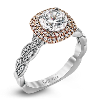 MR2133-D ENGAGEMENT RING