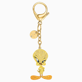 Looney Tunes Tweety Bag Charm, Yellow