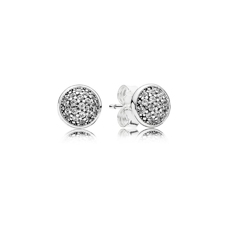 Pandora Dazzling Droplets, Clear Cz
