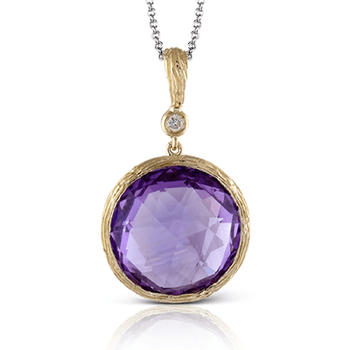 ZP441 COLOR PENDANT